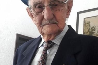 Catarinense que lutou na Segunda Guerra Mundial falece aos 96 anos