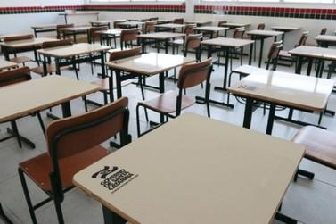 Retorno das aulas presenciais no estado segue sem data definida