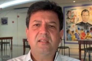 Mandetta explica aumento excessivo de casos de covid-19 em Brusque