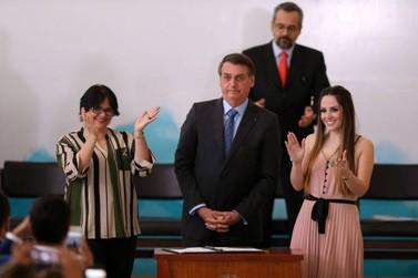 Secretária catarinense é exonerada do Ministério da Mulher