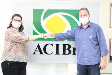 ACIBr e O Município firmam parceria para tradicional debate entre candidatos