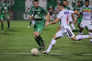 Brusque sofre com a bola aérea da Chape e sai atrás na final do Catarinense