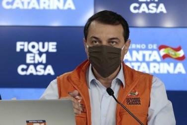Carlos Moisés é notificado no segundo processo de impeachment
