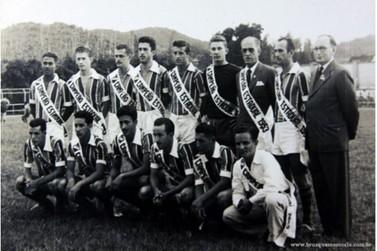 Carlos Renaux completa 107 anos de fundação