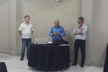 Ciro Roza e Danilo Rezini são anunciados candidatos à prefeito e vice