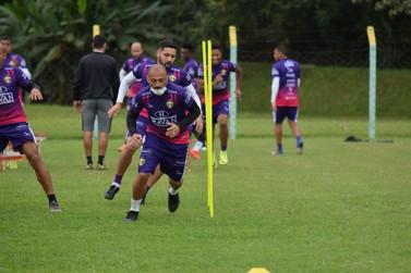 Confira lista de relacionados para as partidas contra o Ceará e o Volta Redonda