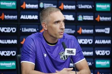 """Fernando Prass comenta confronto: """"não espero um Brusque abatido"""""""