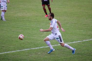 """Ianson mantém otimismo apesar de revés em Chapecó: """"temos muita força em casa"""""""