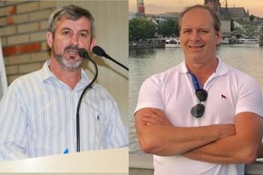 Patriota anuncia Guilherme Marchewsky e Chico do Vinagre como pré-candidatos