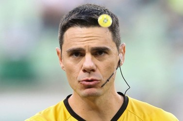 Rodrigo D'Alonso Ferreira será o arbitro de Brusque x Chapecoense