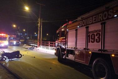Fim de semana de mortes nas estradas de Santa Catarina