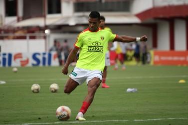 Alex Sandro fará seu último jogo pelo Brusque contra o Volta Redonda