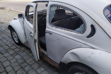 Após atingir motociclista, motorista de veículo foge no Águas Claras