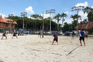 Bandeirante sedia competição nacional de Beach Tennis