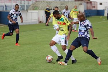 Geovane Itinga deixa o Brusque e irá disputar a Série B pelo Figueirense