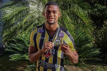 """""""Se desse, faríamos mais"""", diz atacante do Volta Redonda após goleada"""