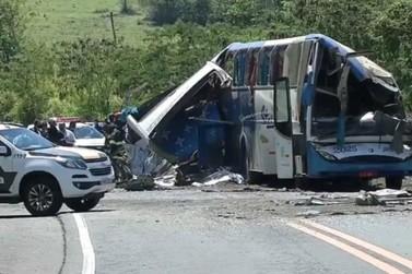 Tragédia: grave acidente no interior de São Paulo provoca 41 mortes