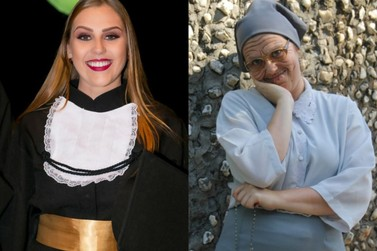 Jenifer Schlindwein, a Dona Trude, será assessora cultural de Guabiruba