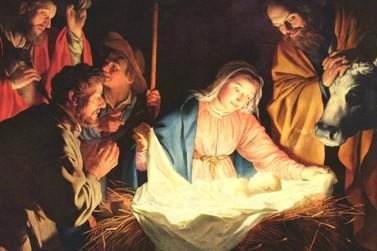 Natal é abrir o coração para receber Jesus; é vida que nasce, é Cristo que vem