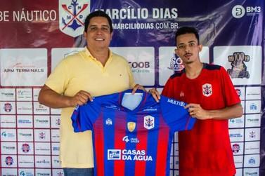 Após deixar o Brusque, Gustavo Henrique fecha com o Marcílio Dias