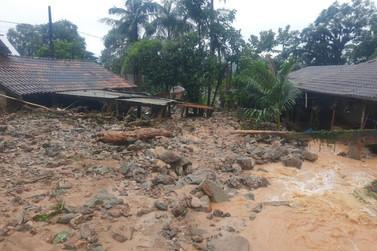 Cerca de 140 residências ainda estão sem energia em Guabiruba