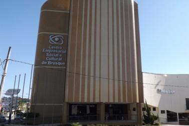 Cescb está recebendo doações para as vítimas da enxurrada em Guabiruba