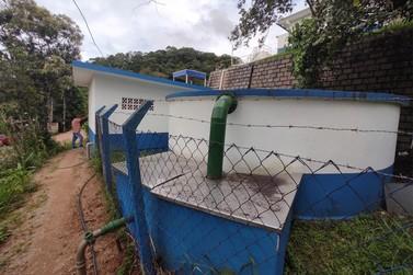 ETA Santa Luzia quintuplica capacidade de armazenamento de água