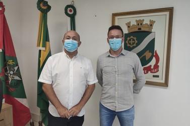 Rodrigo Cesari é nomeado secretário de Comunicação de Brusque