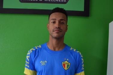 Brusque FC anuncia contratação de Bruno Mota por empréstimo