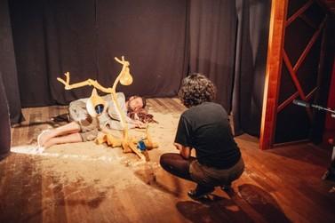Grupo de teatro de Brusque começa a filmar sua primeira websérie