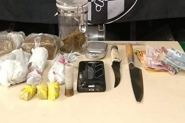 Integrante de organização criminosa é preso por tráfico de drogas no Limoeiro