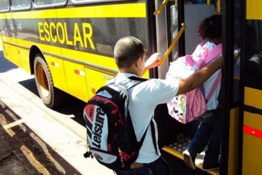 Polícia Militar inicia fiscalização de transporte escolar em Brusque