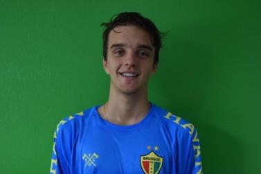 Volante Pepê é o novo reforço do Brusque FC