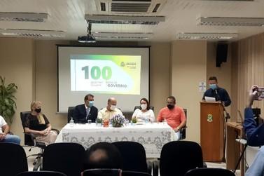 Ari Vequi avalia ações dos primeiros 100 dias de seu governo