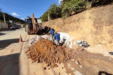 Samae começa mais uma etapa de obras na rua AC 020