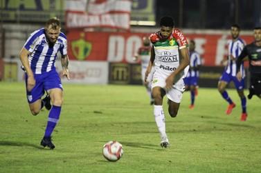 Brusque FC perde para o Avaí e da adeus ao Campeonato Catarinense 2021
