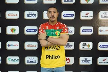 Com a saída de Dalberson no fim de junho, Bruscão anuncia novo goleiro
