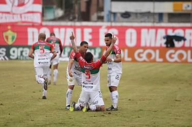 Com show de Edu, Brusque estreia com vitória na Série B do Campeonato Brasileiro