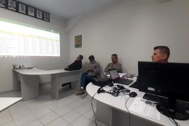 Diretoria do Brusque FC faz balanço e apresenta orçamento para próximos meses
