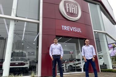 Líder do mercado, Fiat Treviso agora é Trevisul
