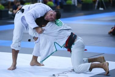 Campeonato internacional de Jiu-Jitsu reúne 1.500 atletas em Brusque