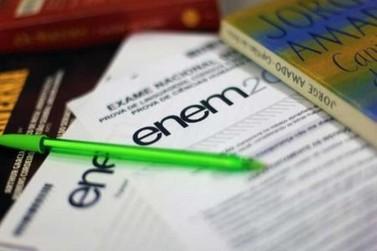 Provas do Enem serão aplicadas nos dias 21 e 28 de novembro