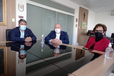 Dirce Heiderscheidt anuncia emenda de R$ 200 mil ao Hospital Dom Joaquim