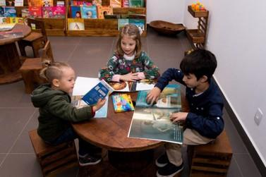Conheça a nova escola de Brusque, onde o aluno aprende e ensina ao mesmo tempo