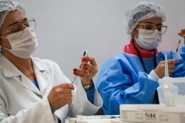 Covid-19: Brusque abre agendamento para vacinação para pessoas com mais 33 anos