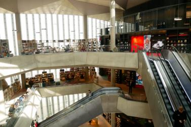 Melhor biblioteca do mundo 2021 está em Oslo