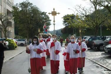 Missa festiva marca o fim das comemorações em honra à Nossa Senhora de Azambuja