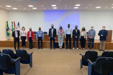 Plataforma ON das Instituições Comunitárias da Acafe é apresentada na Unifebe