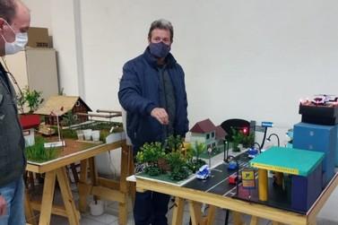 Professores da Rede Municipal participam de capacitação sobre ensino de robótica