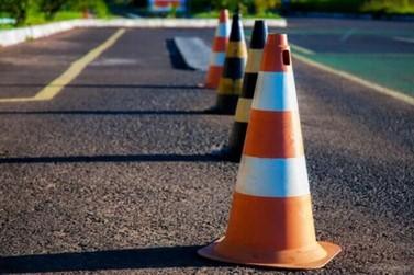 Rua João Becker será interditada para obras na próxima quarta-feira (4)